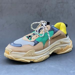 BALENCIAGA tripleS men's sneakers